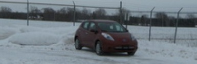 Photo of 2014 Nissan Leaf 5 HB FWD