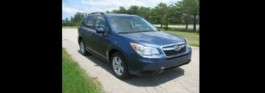 Photo of 2014 Subaru Forester SUV AWD