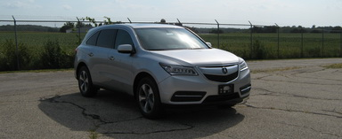 Photo of 2014 Acura MDX SUV FWD