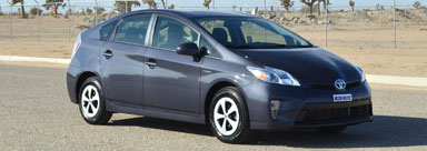 Photo of 2014 Toyota Prius 5 HB FWD