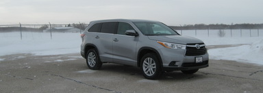 Photo of 2014 Toyota Highlander SUV FWD