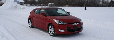 Photo of 2014 Hyundai VELOSTER 3 C FWD