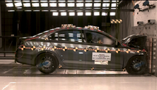 NCAP 2015 Volkswagen Jetta front crash test photo