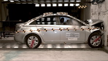 NCAP 2015 Chevrolet Cruze front crash test photo