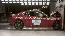 NCAP 2015 Scion FR-S front crash test photo