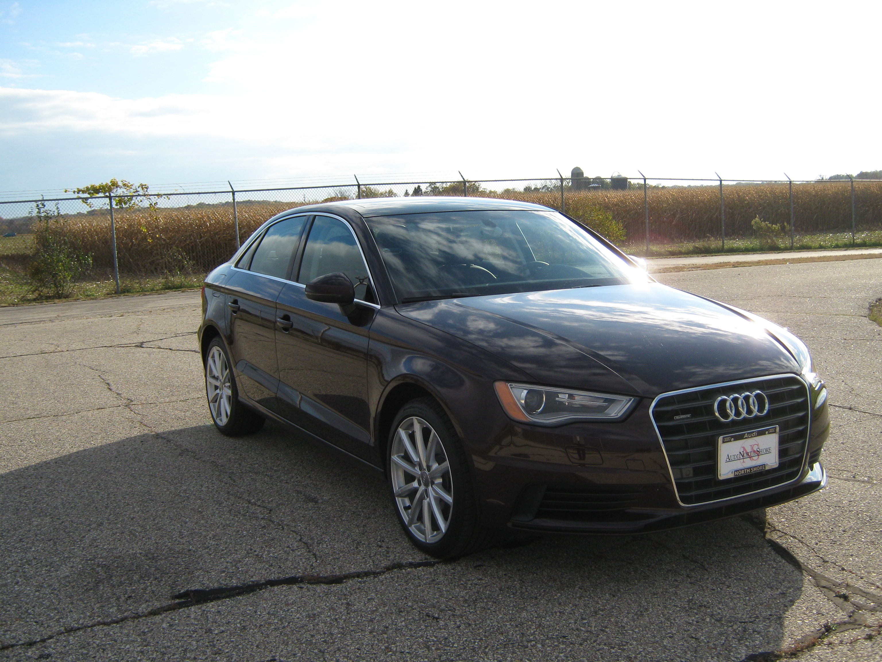 Photo of 2015 Audi A3 4 DR AWD