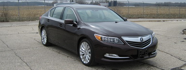 Photo of 2015 Acura RLX 4 DR FWD