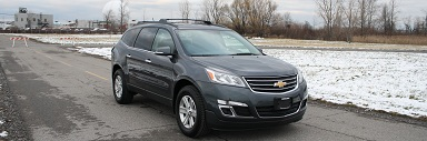 Photo of 2016 Chevrolet Traverse SUV AWD