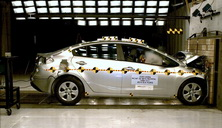 NCAP 2016 Kia Forte front crash test photo