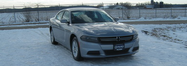 Photo of 2016 Dodge Charger 4 DR AWD