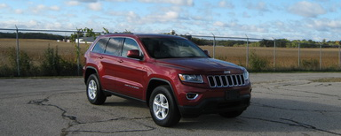Photo of 2017 Jeep Grand Cherokee SUV 4WD