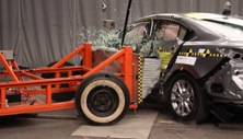 NCAP 2017 Mazda MAZDA6 side crash test photo