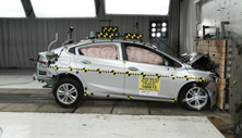 NCAP 2018 Chevrolet Cruze front crash test photo